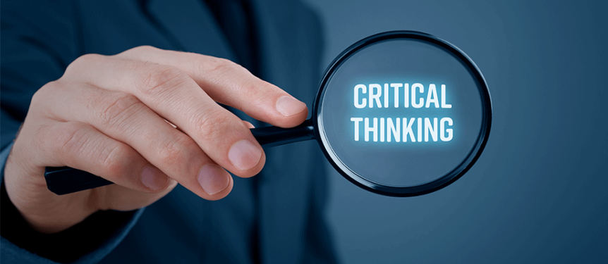 It is Time to Teach Category Managers to Think Critically