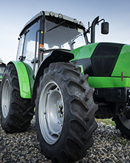 Agricultural Parts & Equipment